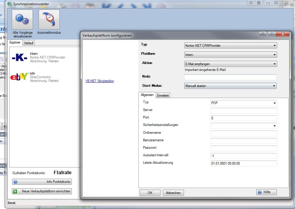 Mahnung E Mail Codegarden Software